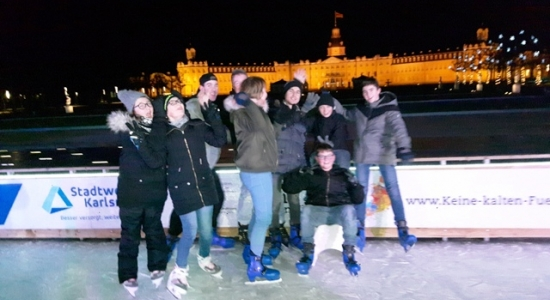 Gruppenabend 17.01.2018